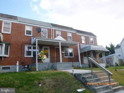 3609 MacTavish Avenue, Baltimore, MD 21229 - #: MDBA492444