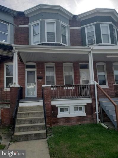 3631 W Belvedere Avenue, Baltimore, MD 21215 - #: MDBA492464