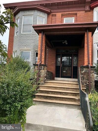 2430 W Lanvale Street, Baltimore, MD 21216 - #: MDBA492478