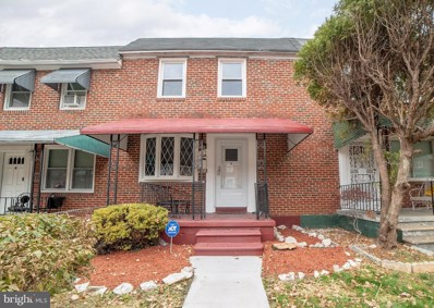 1115 Wicklow Road, Baltimore, MD 21229 - #: MDBA492488
