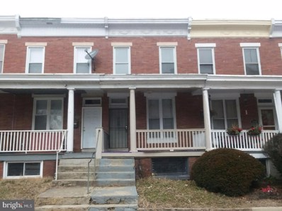 2220 Walbrook Avenue, Baltimore, MD 21216 - #: MDBA492504