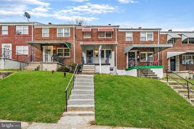 4724 Wrenwood Avenue, Baltimore, MD 21212 - #: MDBA492508