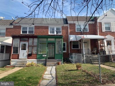 1213 Broening Highway, Baltimore, MD 21224 - #: MDBA492552