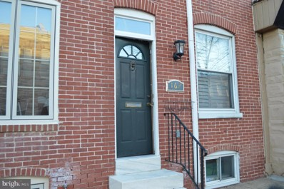 162 N Curley Street, Baltimore, MD 21224 - #: MDBA492592