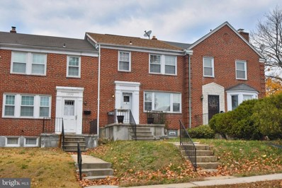 1532 Fernley Road, Baltimore, MD 21218 - #: MDBA492694