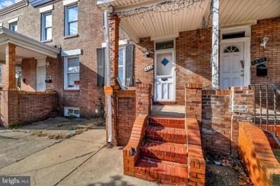 432 N Bouldin Street, Baltimore, MD 21224 - #: MDBA492704
