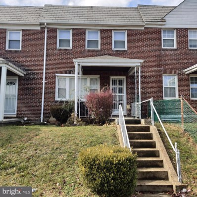 514 Allendale Street, Baltimore, MD 21229 - #: MDBA492790