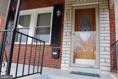 3673 Dudley Avenue, Baltimore, MD 21213 - #: MDBA492796
