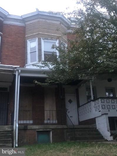 2941 Clifton Avenue, Baltimore, MD 21216 - #: MDBA492802