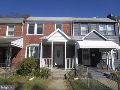 4221 Roland View Avenue, Baltimore, MD 21215 - MLS#: MDBA492842