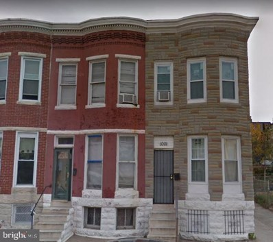 1001 Appleton Street, Baltimore, MD 21217 - MLS#: MDBA492870