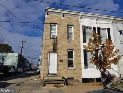 3608 5TH Street, Baltimore, MD 21225 - #: MDBA492964