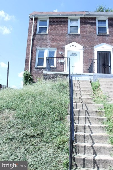 900 Ashburton Street, Baltimore, MD 21216 - #: MDBA492972