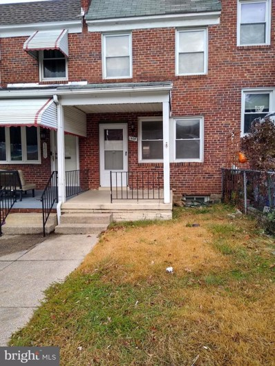1404 Berry Street, Baltimore, MD 21211 - #: MDBA492992