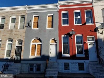 2140 Hollins Street, Baltimore, MD 21223 - #: MDBA493008