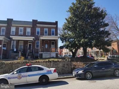 500 Hurley Avenue, Baltimore, MD 21223 - #: MDBA493018