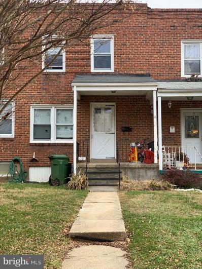 19 Sorrento Avenue, Baltimore, MD 21229 - #: MDBA493020