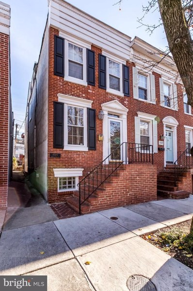 1505 Byrd Street, Baltimore, MD 21230 - MLS#: MDBA493024