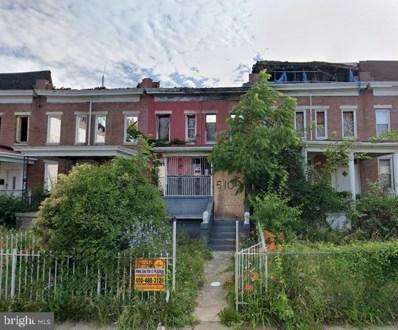 5105 Cordelia Avenue, Baltimore, MD 21215 - MLS#: MDBA493028