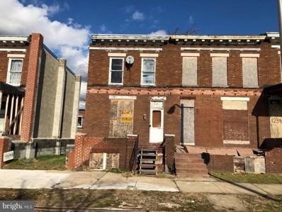 1230 Bonaparte Avenue, Baltimore, MD 21218 - #: MDBA493030