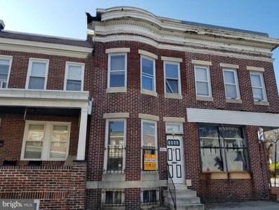 1603 Gorsuch Avenue, Baltimore, MD 21218 - #: MDBA493040