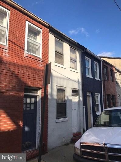 1608 Portugal Street, Baltimore, MD 21231 - #: MDBA493042