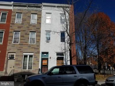 342 E 22ND Street, Baltimore, MD 21218 - #: MDBA493046