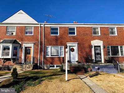 1162 Sherwood Avenue, Baltimore, MD 21239 - #: MDBA493068