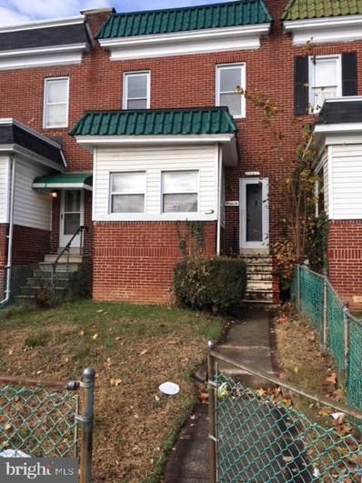 3920 Hayward Avenue, Baltimore, MD 21215 - #: MDBA493088