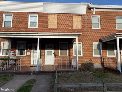 2039 Griffis Avenue, Baltimore, MD 21230 - #: MDBA493096