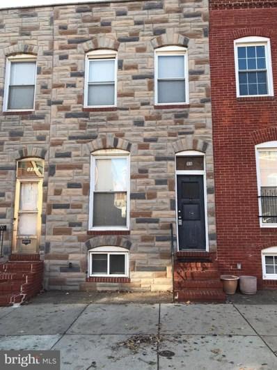 1018 S Clinton Street, Baltimore, MD 21224 - #: MDBA493144