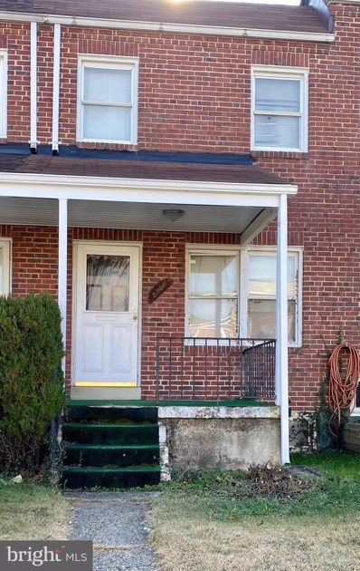2909 Kingsley Street, Baltimore, MD 21223 - #: MDBA493156