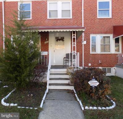 1605 Northbourne Road, Baltimore, MD 21239 - #: MDBA493216