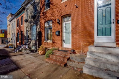 2208 Gough Street, Baltimore, MD 21231 - #: MDBA493258