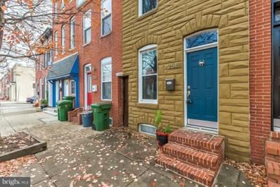2513 Fait Avenue, Baltimore, MD 21224 - #: MDBA493300