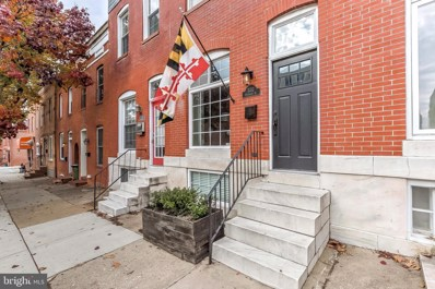 3312 O\'Donnell Street, Baltimore, MD 21224 - #: MDBA493308