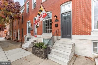 3312 O\'Donnell Street, Baltimore, MD 21224 - #: MDBA493308