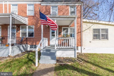 1235 Haverhill Road, Baltimore, MD 21229 - #: MDBA493342