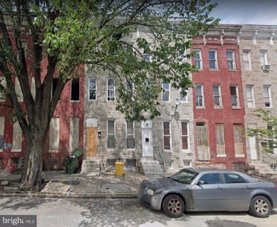 2127 Division Street, Baltimore, MD 21217 - #: MDBA493362