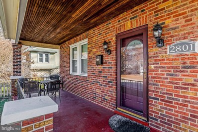 2801 Christopher Avenue, Baltimore, MD 21214 - #: MDBA493378