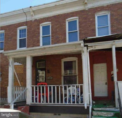 5205 Denmore Avenue, Baltimore, MD 21215 - #: MDBA493478