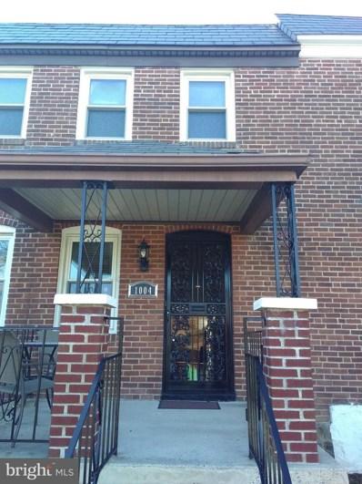 1004 Lyndhurst Street, Baltimore, MD 21229 - #: MDBA493486