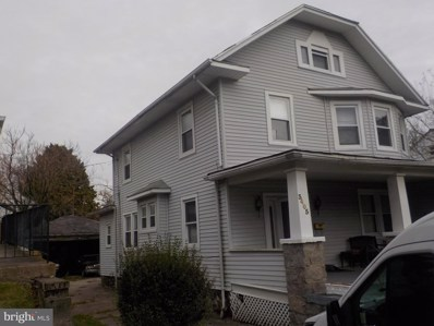 3405 Rosedale Road, Baltimore, MD 21215 - #: MDBA493492