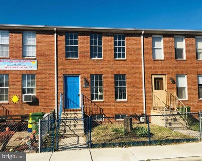 1220 N Carey Street, Baltimore, MD 21217 - #: MDBA493496