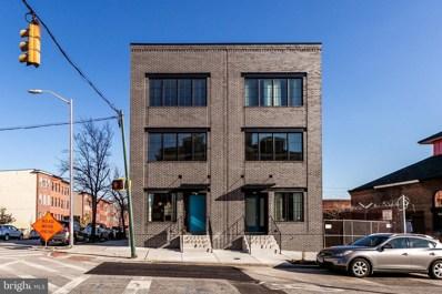 301 E Lanvale Street, Baltimore, MD 21202 - #: MDBA493508
