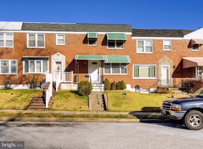 5467 Bucknell Road, Baltimore, MD 21206 - #: MDBA493544