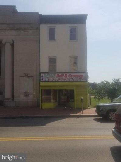 1207 W Baltimore Street, Baltimore, MD 21223 - #: MDBA493560