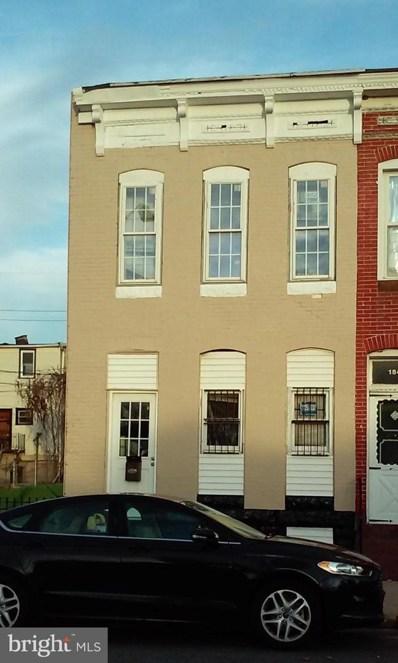 1807 N Aisquith Street N, Baltimore, MD 21202 - #: MDBA493588
