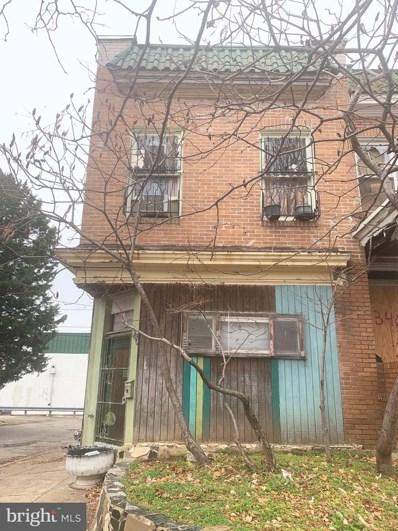 348 S Bentalou Street, Baltimore, MD 21223 - #: MDBA493590
