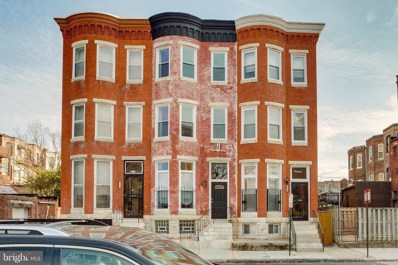1013 Whitelock Street, Baltimore, MD 21217 - #: MDBA493594